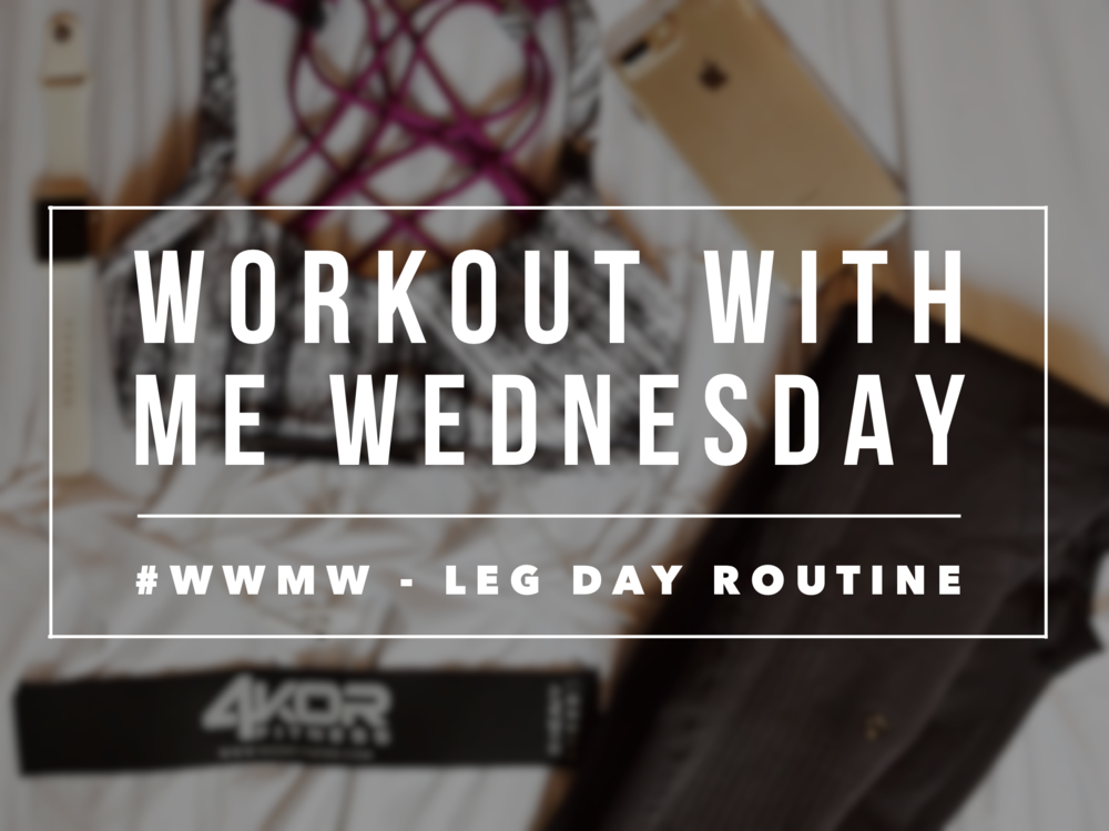 Leg Day Workout Routine