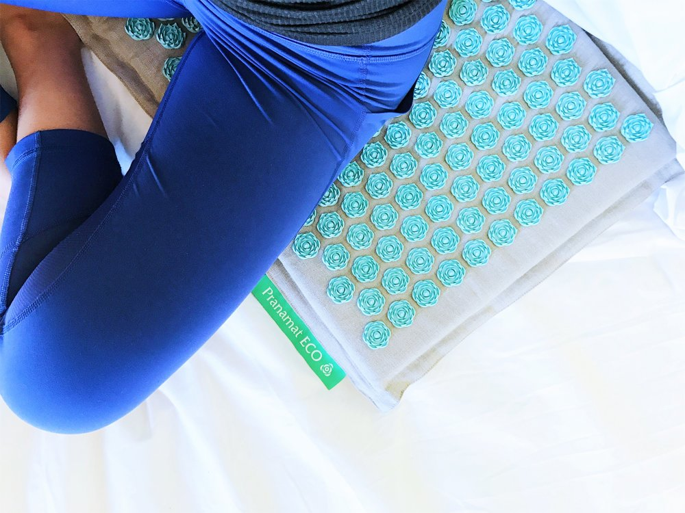 Pranamat ECO Massage Mat Review Workout Routine