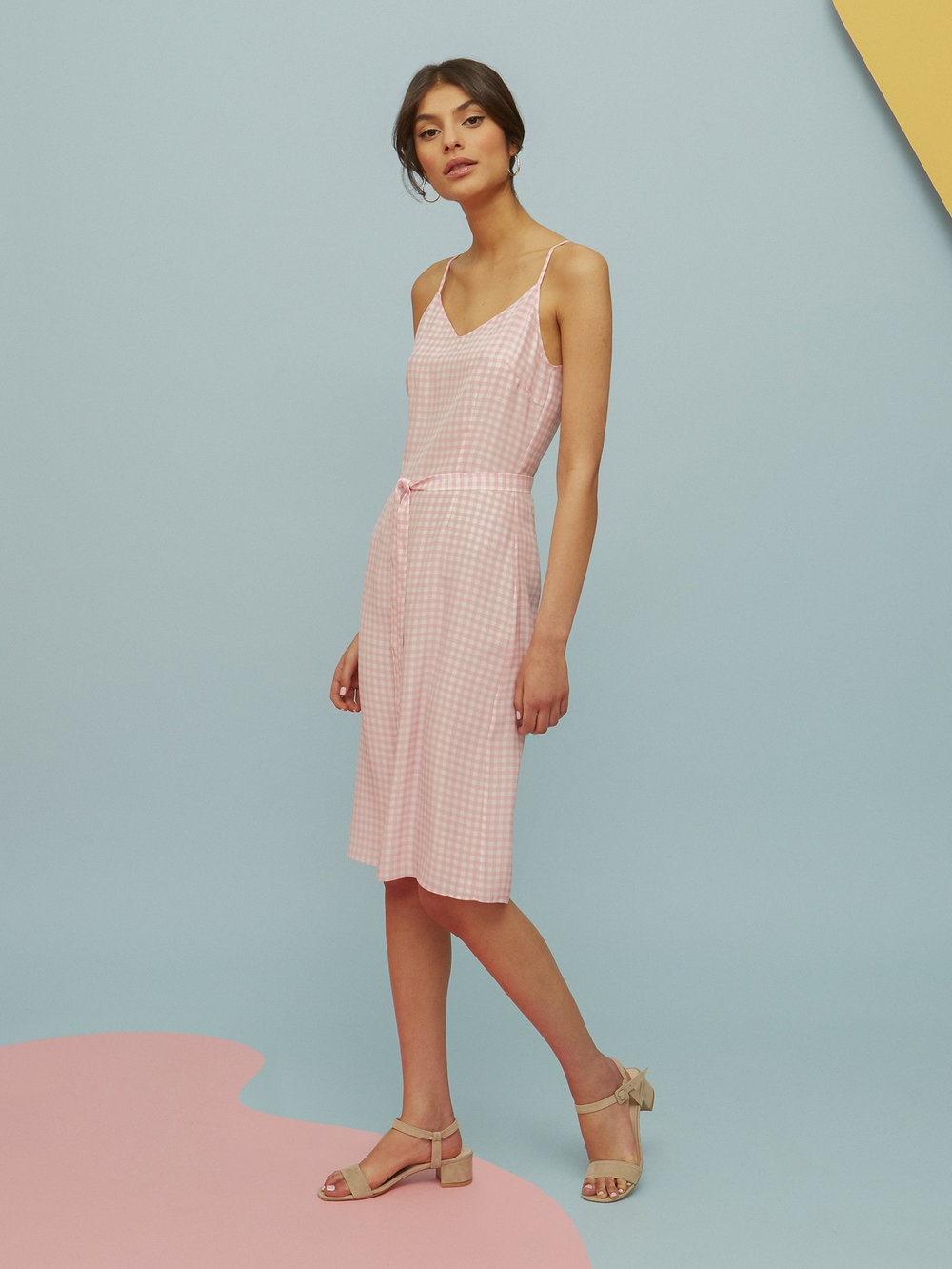 PINK GINGHAM - SHOP NOW