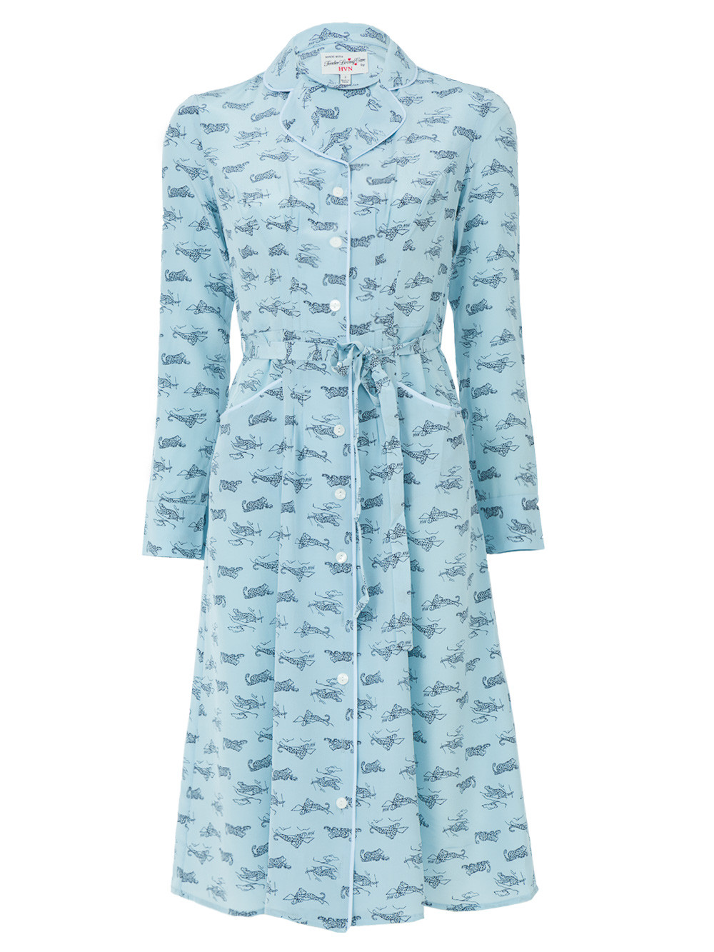PALE BLUE SAFARI - SHOP NOW