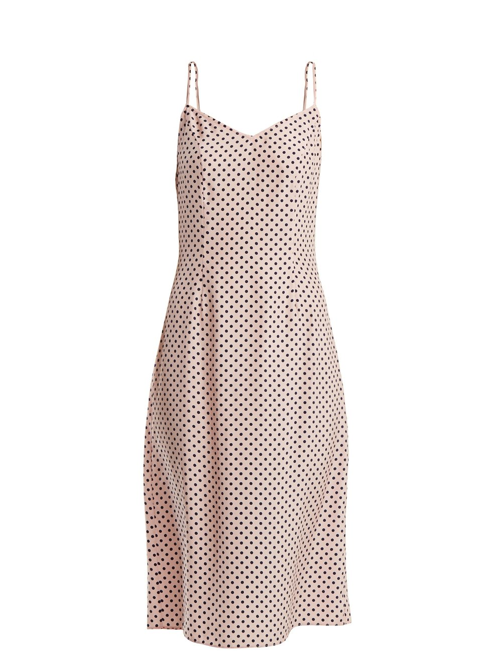 NAVY SMALL POLKA DOT - SHOP NOW