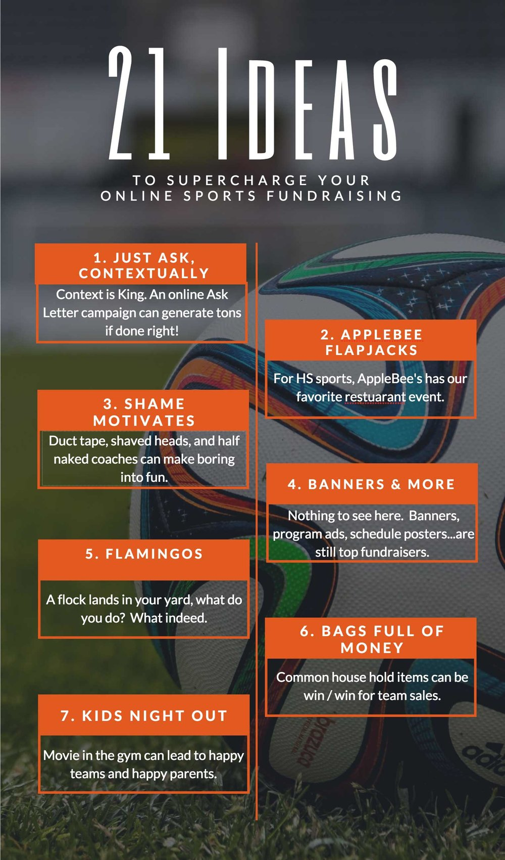 21 best fundraising ideas for schools and sports teams online
