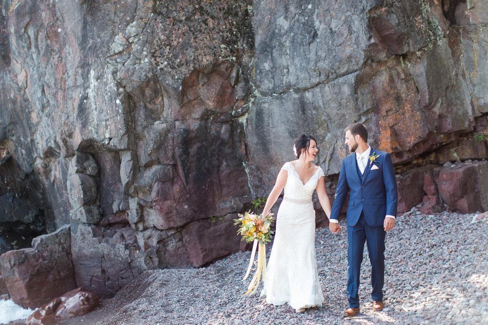 lutes wedding | kelsey + steven | mnweddingphotographer | mnweddings | north shore | lutsen | lake superior | wedding dress