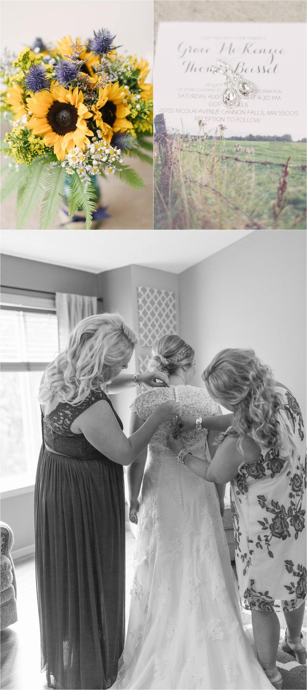 Stephanie Lynn Photography- Biessel Wedding, country charm, golf course wedding- Canon Falls, MN_0035.jpg