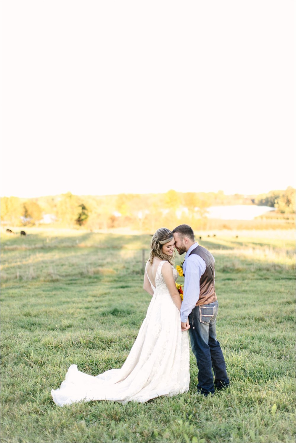 shepherds hill farm | montgomery, minnesota --- stephanie lynn photography | midwest wedding photographer