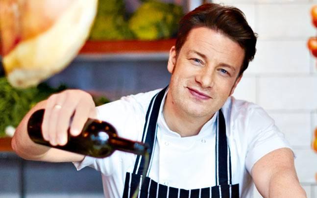 British chef Jamie Oliver. Picture Courtesy: David Loftus.