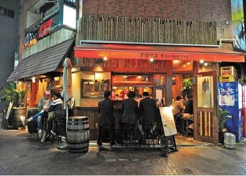 案例一:池袋 AGALICO 小酒館 離大眾運輸工具略遠、又在充滿聲色場所的暗巷,該怎麼辦?!
