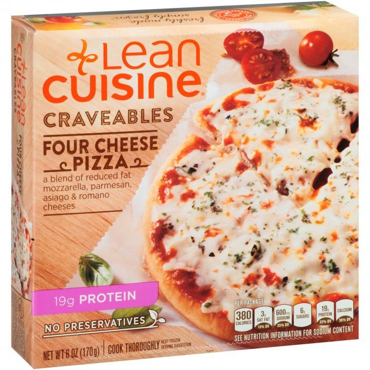 Courtney Ross feels Lean Cuisine's advertising is deceptive. (Photo: Lean Cuisine)