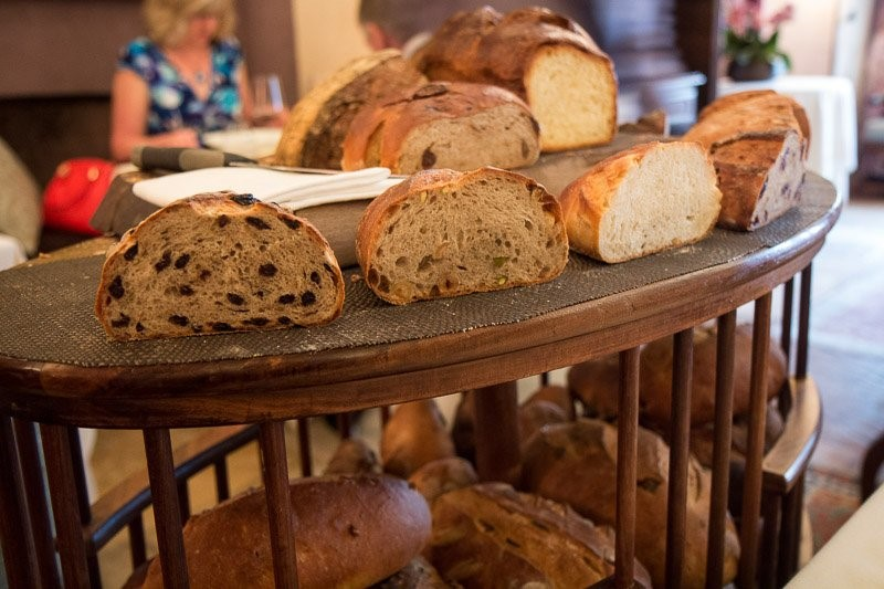 Your bread may contain a chemical derived from human hair. (Photo by Yelp/Grace T.)