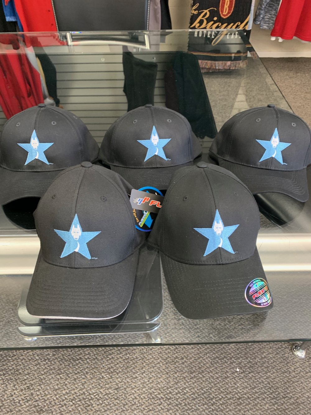 Hats with Good Dog Logo - available upon request with training package.