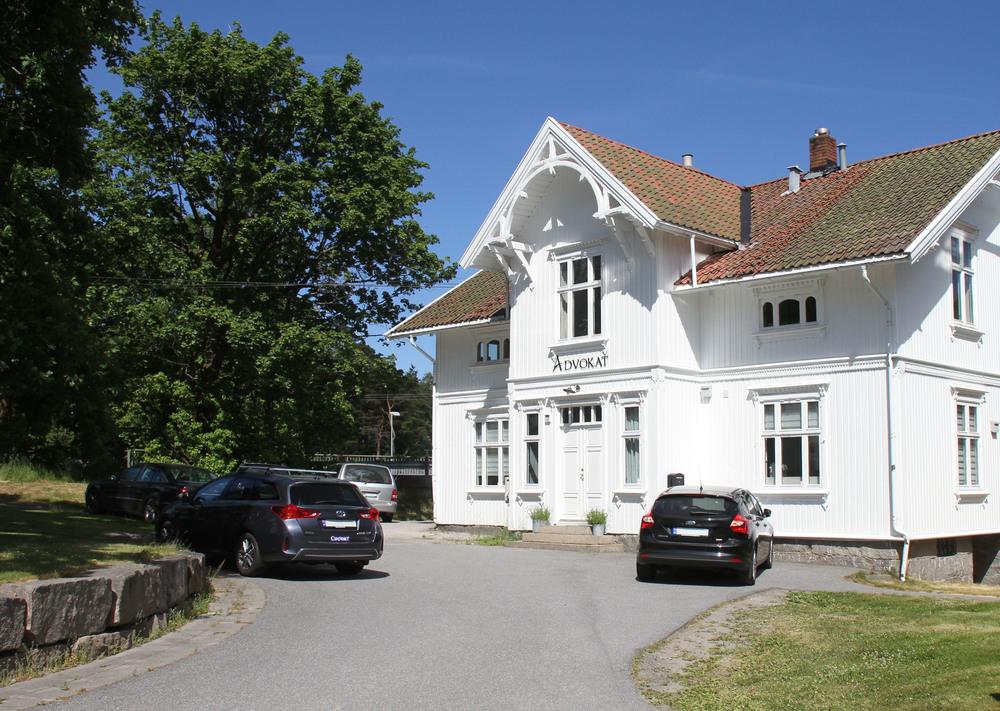 Grålum Gård ble bygget i 1899, og er på listen over verneverdige hus i Sarpsborg