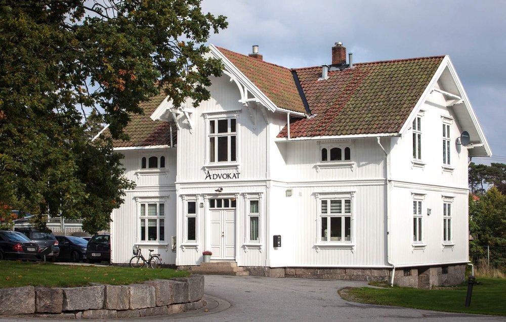 Grålum Gård, bygget i 1899, er på listen over verneverdige hus