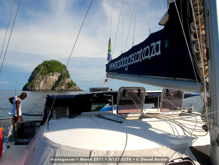 Charter Yacht holidays in Madagascar