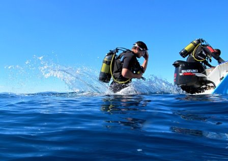 Diving Charters in Madagascar