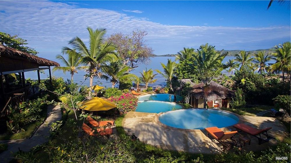 Vanila Hotel and Spa, Nosy Be, Madagascar