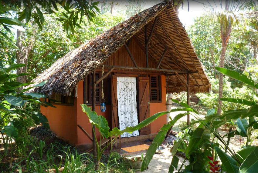 Cabins at Sakatia Lodge, Nosy Sakatia, Madagascar