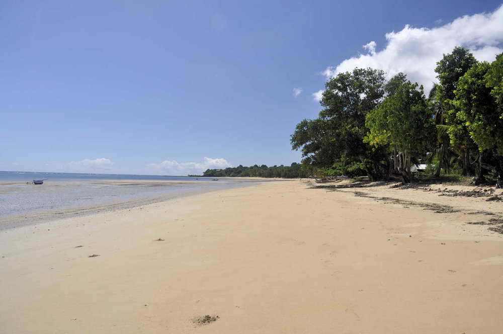 Stunning beaches of Sangany Lodge, Nosy Be