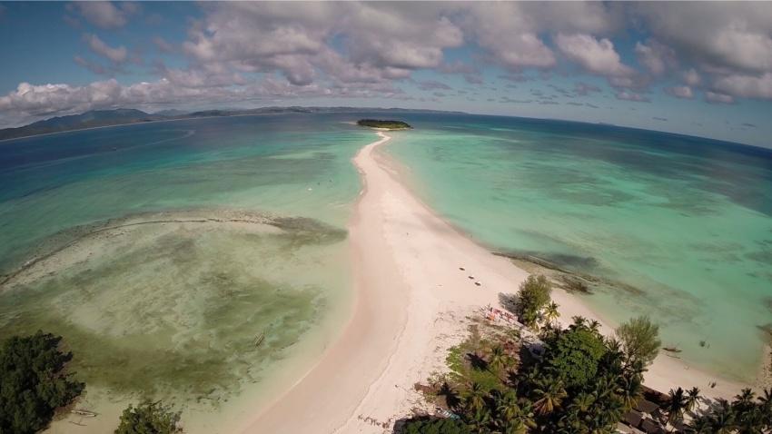 Nosy Iranja Beach, Madagascar