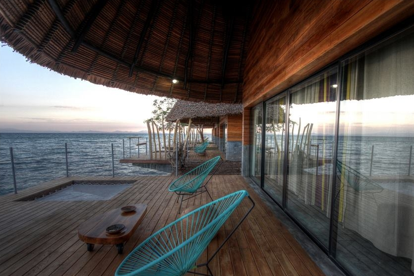 L'Heure Bleue Hotel Nosy Be, Madagascar