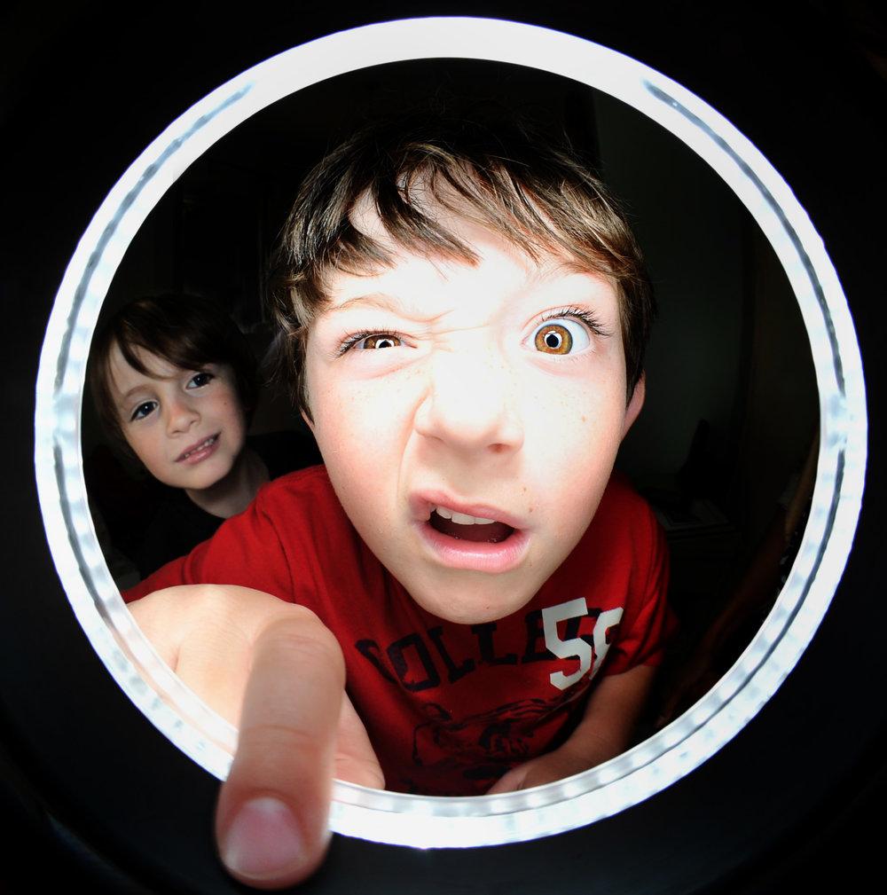 Boy looking through .jpg