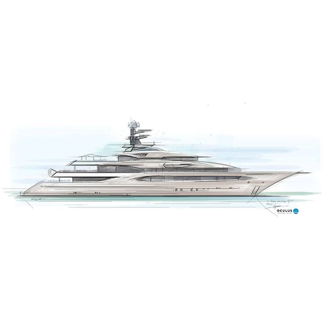 During the Monaco Yacht Show our Art Director sketched several yachts which were on display. Please take a look at his work! The first 3 yachts in 15 minutes. 🛥🛥🛥🛥🛥🛥 For all people who attended our contest, many thanks for joining and the winners: enjoy the bottle of Champagne! 🍾  @monacoyachtshow_official