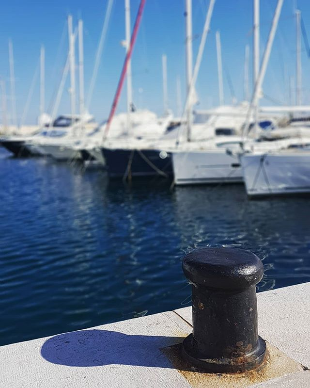 This week we are in the south of France. Hopping between appointments in Monaco and Antibes, while enjoying the sunny weather and the beautiful yachts around!