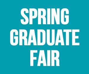 Spring graduate fair