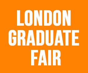 london graduate fair