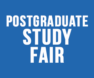 postgraduate study fair