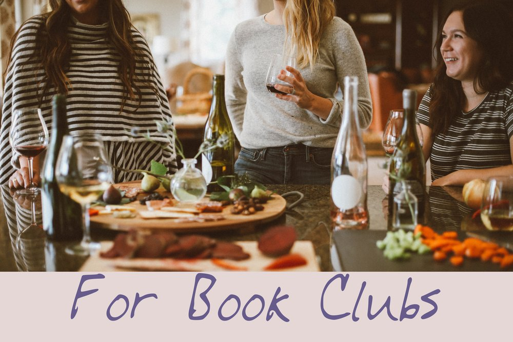 Book Club Questions