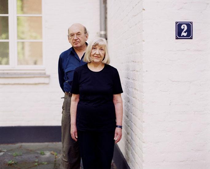 HILLA & BERND BECHER<BR/> KAISERWERTH 2004