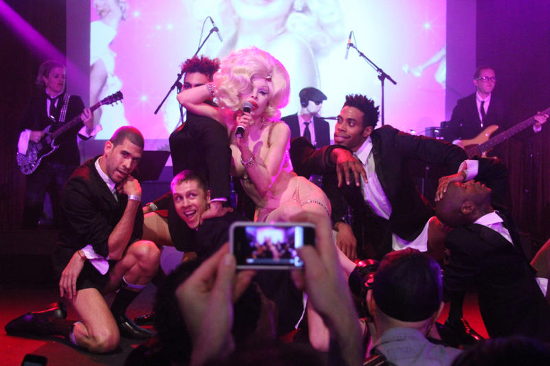 AMANDA LEPORE <BR/>NEW YORK 2011