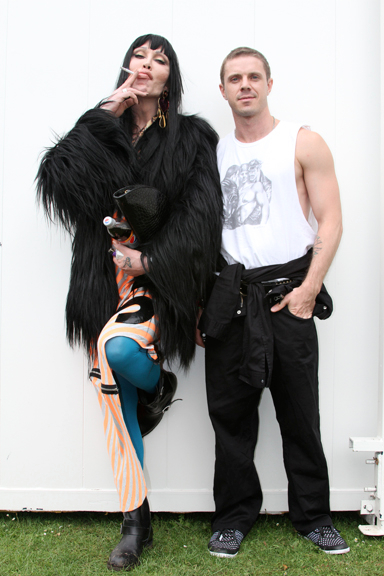 PETE BURNS & <BR/>JAKE SHEARS<BR/>LONDON 2011