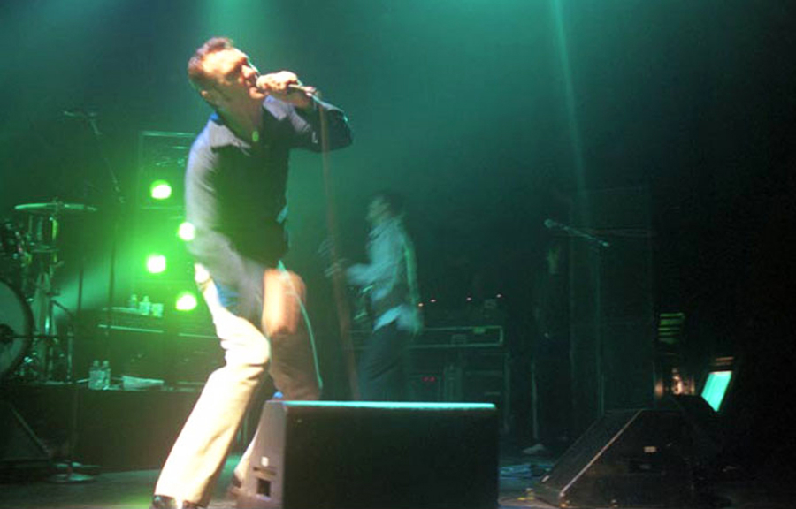 MORRISSEY<BR/>MONTREAL 1997