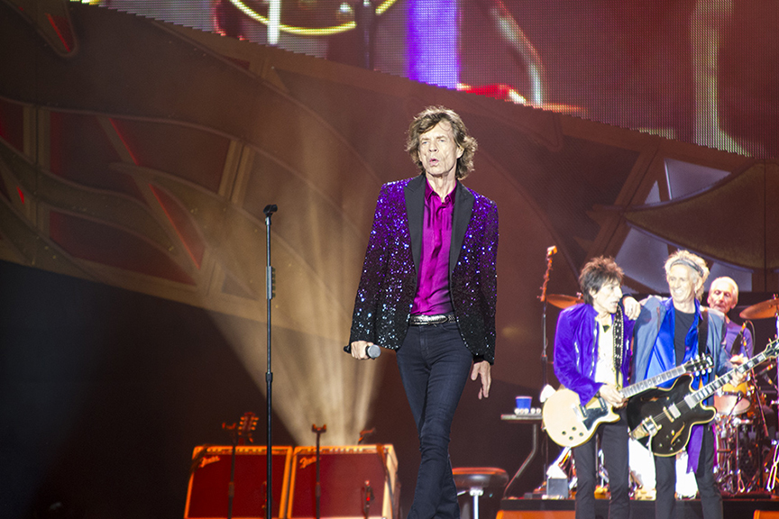 THE ROLLING STONES<BR/>SAN DIEGO 2015