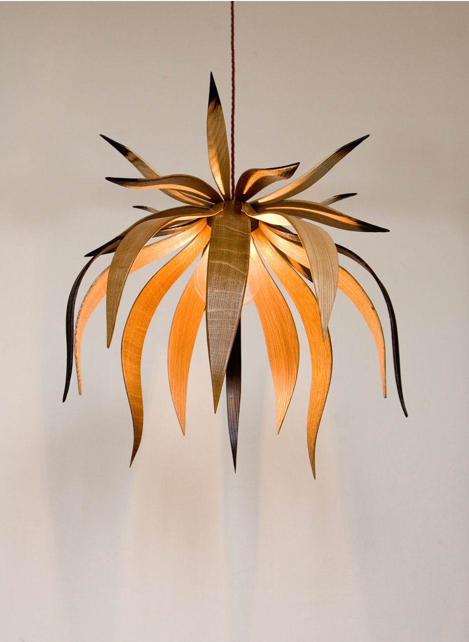 TEASEL LAMPSHADE