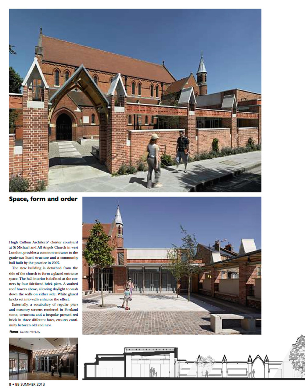 Brick Bulletin - St Michael's and All Saints Community Centre