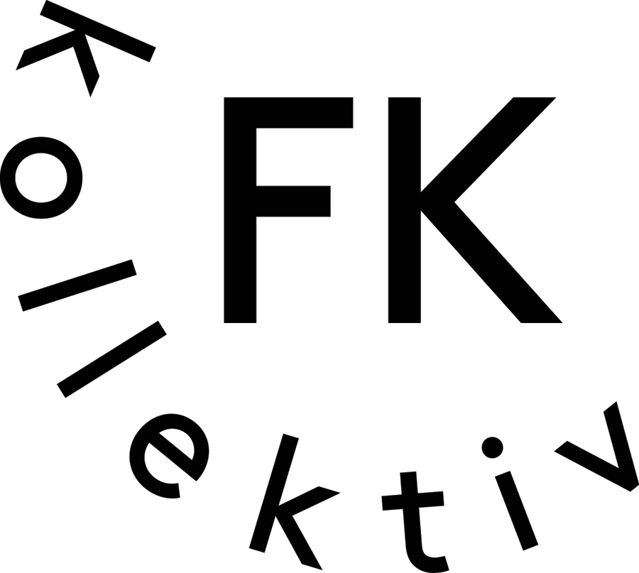 i roll with ♨️ FK ♨️  an artist-run gallery+studio+press in neukolln