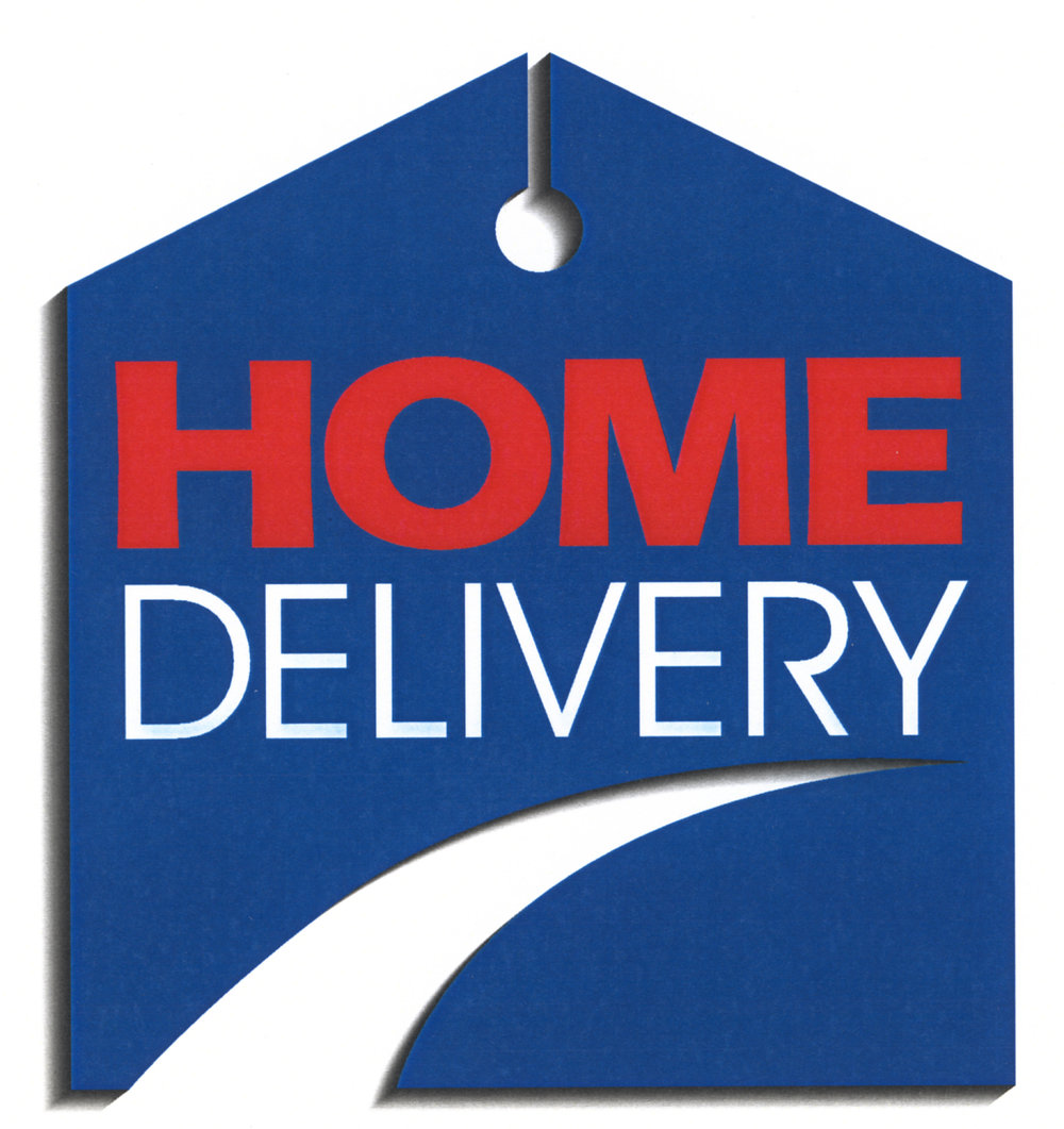 AMERICAN DISTRIBUTION SYSTEM  NEEDED AN IDENTITY FOR THEIR NEW RETAIL HOME DELIVERY SERVICE