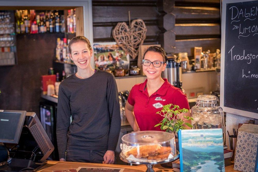 Bokhandelen Café. Foto: Kristoffer Thuestad