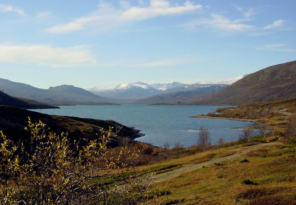 Sjodalen, utsikt mot Valdresflya. Foto: Ola Kvarberg