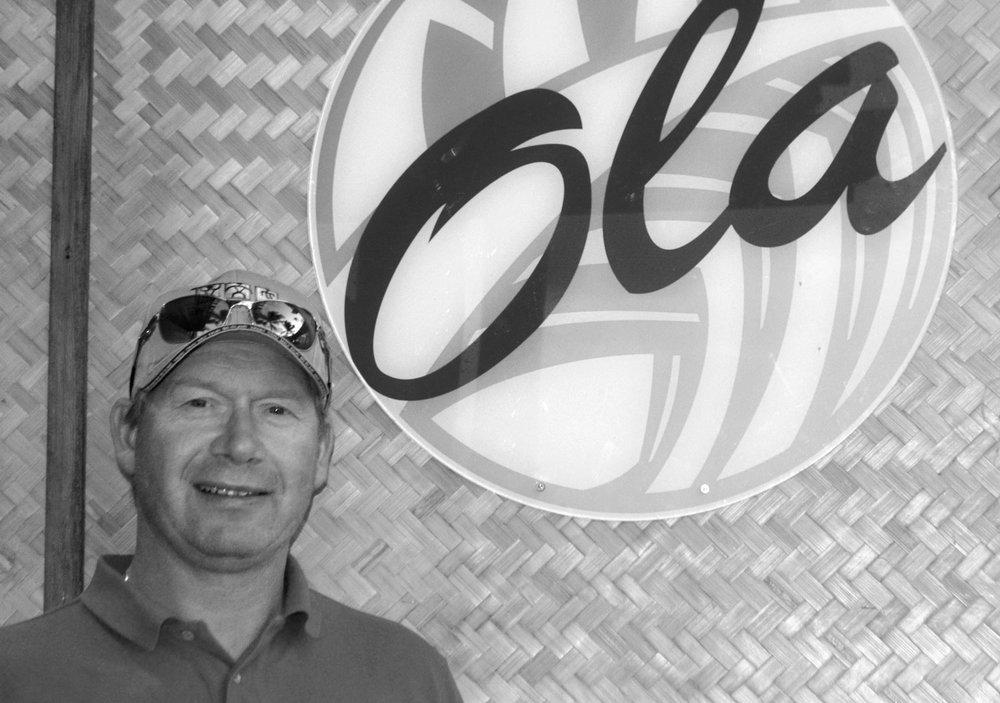 LIVSNYTAR OG VISINGSVERT:  Bonde, grunneigar og gründer Ola Kvarberg har verda som arena, Vågå som favoritt og kaffen klar for potensielt nye naboar på Kvarbergåsen. Velkomen på tomtevising og gardsvisitt palmehelga!