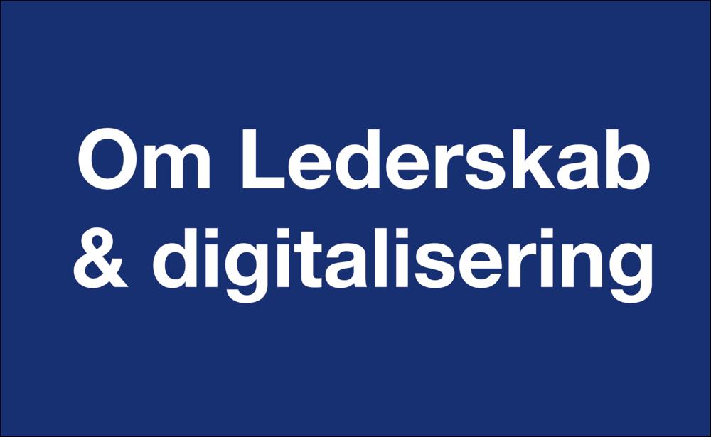 Klik her for at læse mere om uddannelsen i lederskab & digitaliseringfra Byggeriets Ledelsescenter