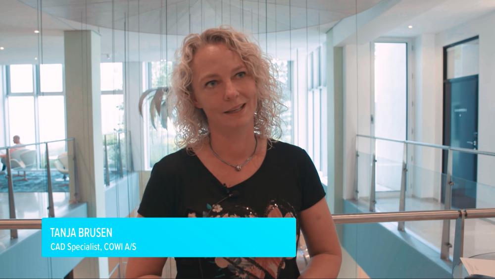 BLC Tanja Brusen COWI IPP-leder uddannelsen