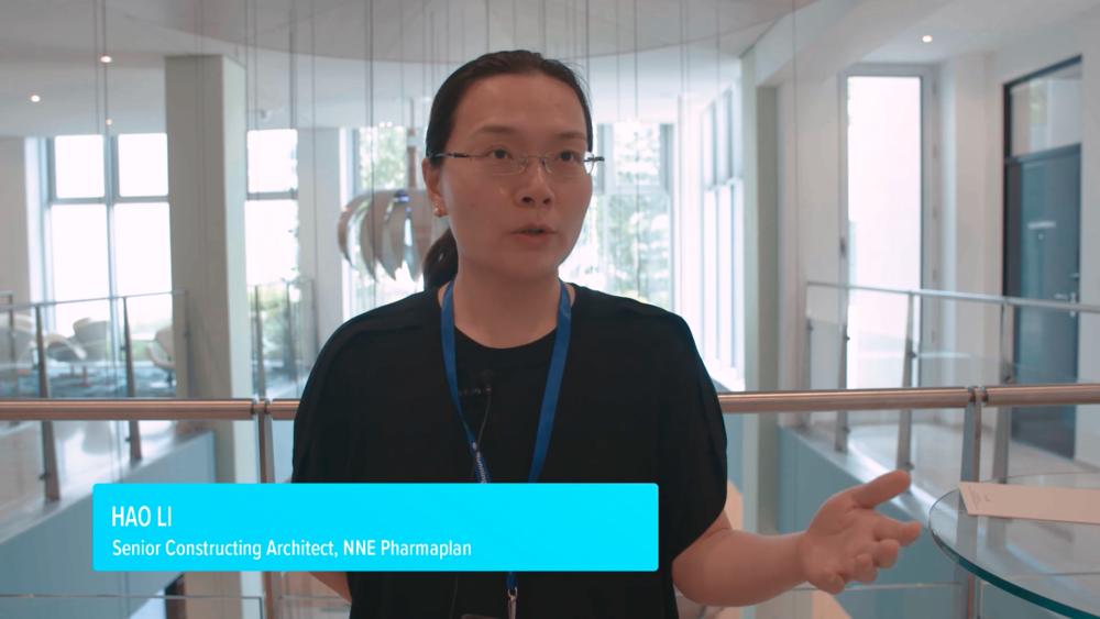 BLC Hao Li NNE Pharmaplan IPP-leder uddannelsen