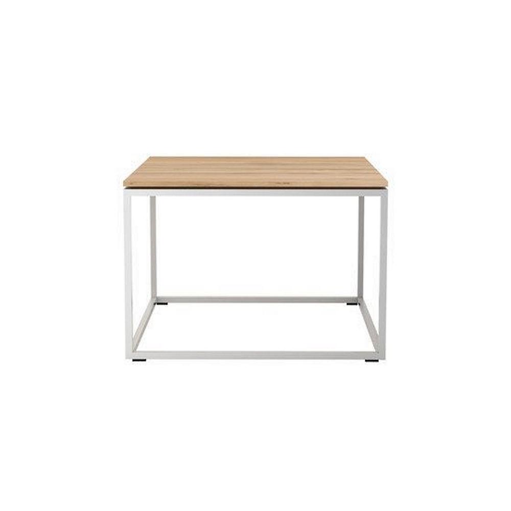 Oak Thin Side Table Studio One Furniture