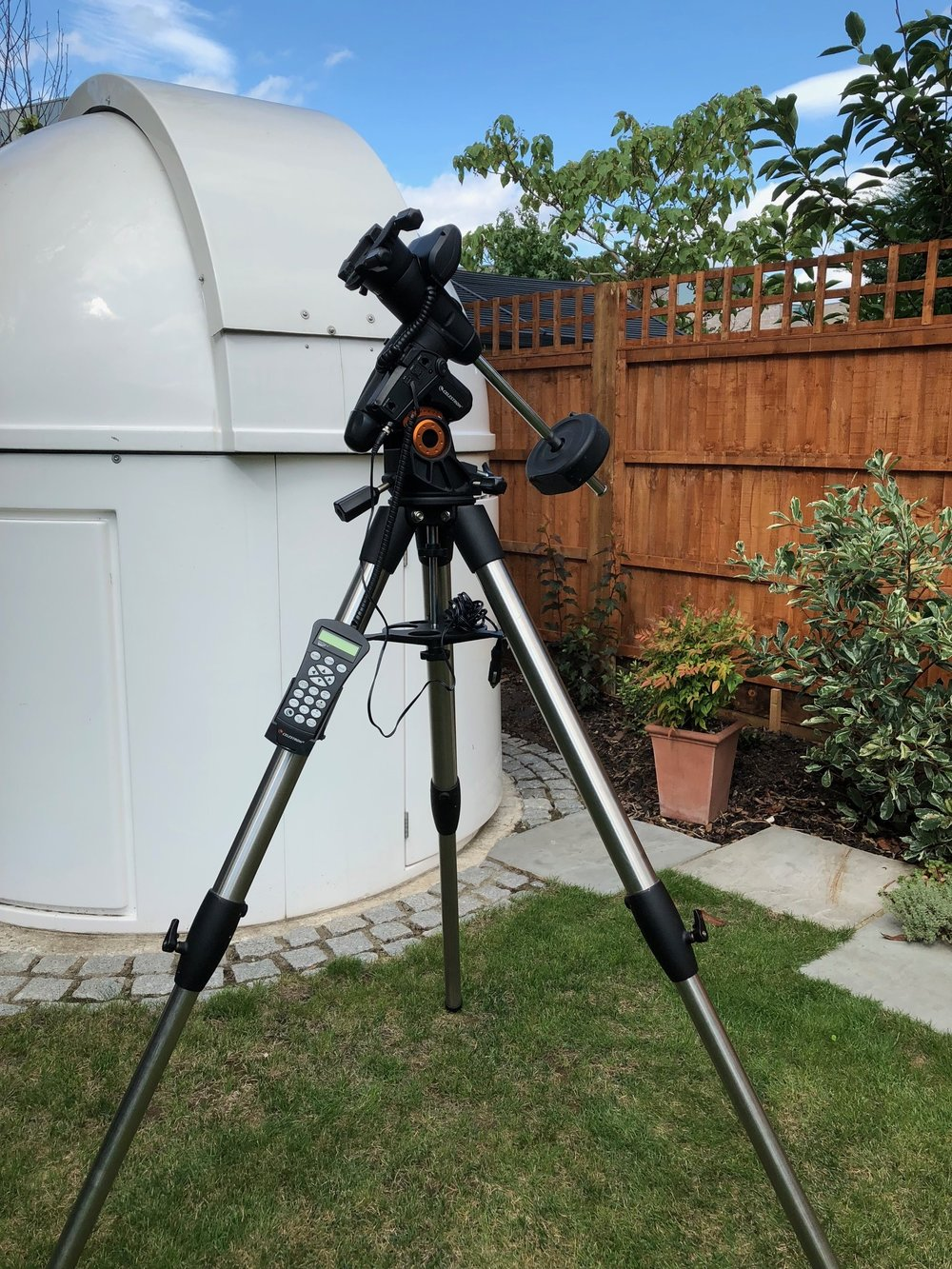 Celestron Advanced VX Equatorial mount
