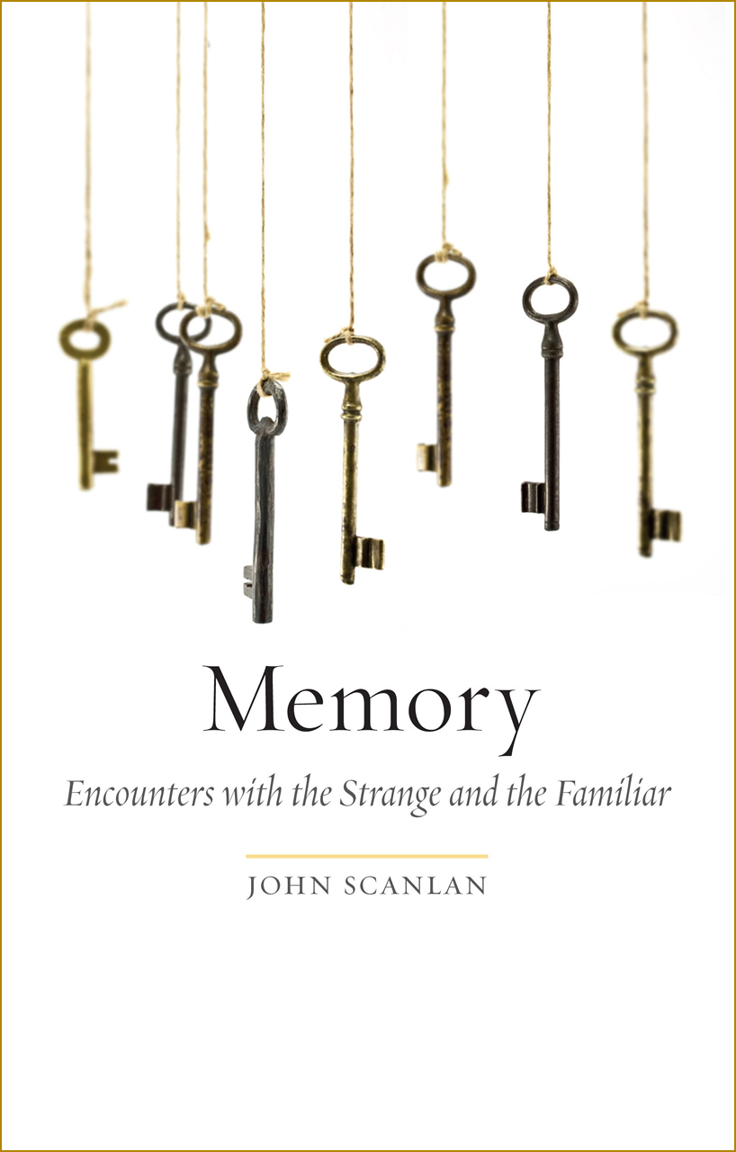 Excerpted from 'Introduction' to Memory: Encounters with the Strange and the Familiar (2013)