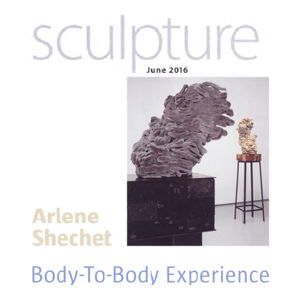 """Though these sculptures evoke the body through an elemental vocabulary, they also reveal the tremendous physical challenge of creation–most clearly evidenced when the work walks the tightrope between figurative complexity and palpable mastery. Shechet's sculptures then realize a power of materiality."" - Brooke Kamin Rapaport  Read more"