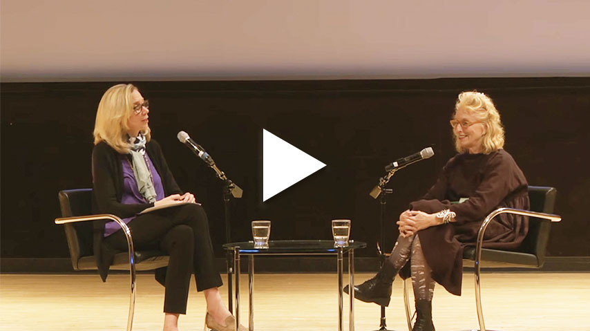 The Brooklyn Museum  Arlene Shechet in Conversation with Catherine Morris